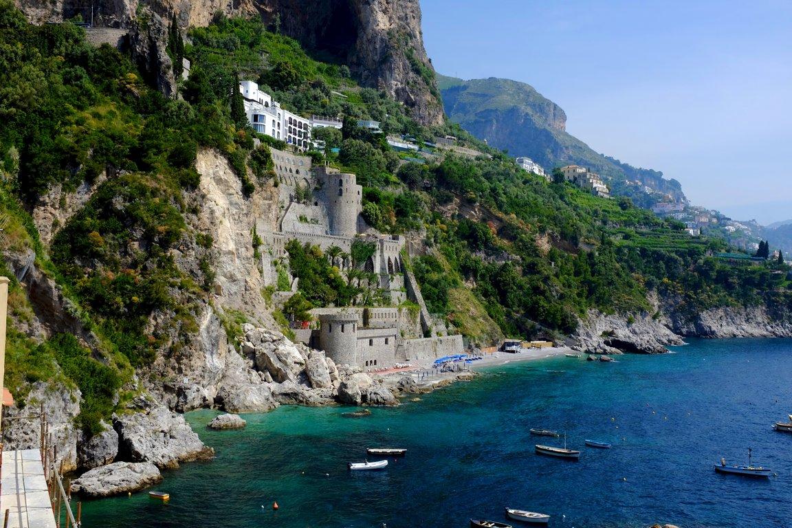 Conca dei Marini, Amalfi coast, Dace & Gilles photography