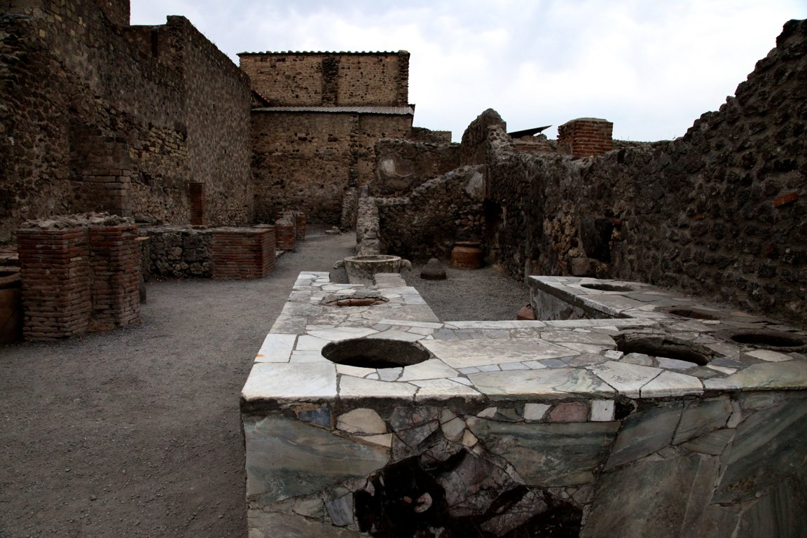 Pompeii, Dace & Gilles photography
