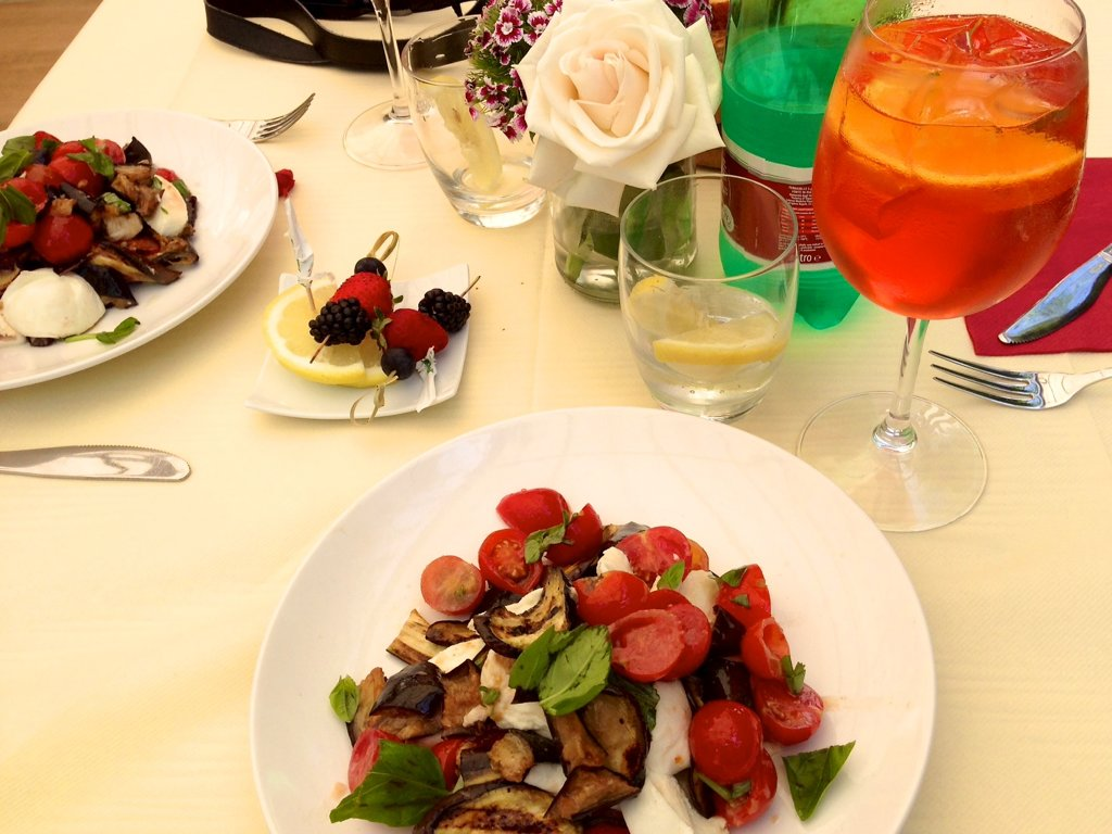 Italian food, mimi bar, Ravello, Dace & Gilles photography